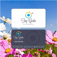 Tay Costa, Logo e Identidade, Fotografia