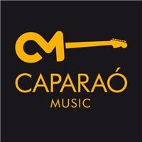 Logomarca Caparaó Music, Logo e Identidade, Música