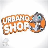 UrbanoShop, Logo e Identidade, Computador & Internet