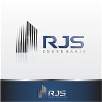 RJS ENGENHARIA E COMÉRCIO LTDA, Logo e Identidade, Construção & Engenharia