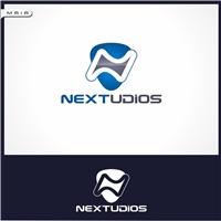 Nextudios, Logo e Identidade, Computador & Internet