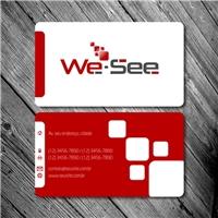 We-See, Logo e Identidade, Marketing & Comunicação