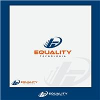 EQUALITY TECNOLOGIA, Logo e Identidade, Segurança & Vigilância