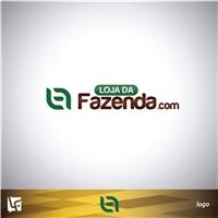 Loja da Fazenda.com, Logo e Identidade, E-commerce para vendas de equipamentos agropecuário/veterinário