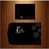 Luffa Cosméticos, Logo e Identidade, Beleza