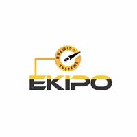 EKIPO - Brewing Systems, Logo e Identidade, Alimentos & Bebidas