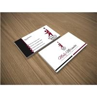 Maly Miranda, Logo e Identidade, Consultoria de Negócios
