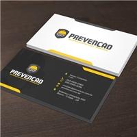 PREVENÇAO Equipamentos de proteçao e Treinamentos, Logo e Identidade, Segurança & Vigilância