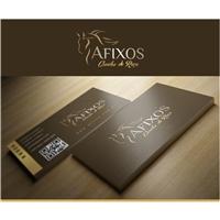 Projeto Afixos.com, Logo e Identidade, Marketing & Comunicação