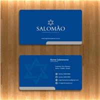 Salomao Engenharia Elétrica ou Salomao Engenharia, Logo e Identidade, Construção & Engenharia