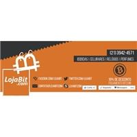 Capa para LojaBit.com Facebook/google+ e twitter, Marketing Digital, Computador & Internet