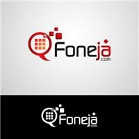 FONEJA.COM ou FONEJA.COM.BR, Logo e Identidade, Computador & Internet
