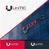 UniTIC, Logo e Identidade, Computador & Internet