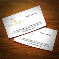 Daniel Colnago Escritório de Advocacia, Logo e Identidade, Advocacia e Direito