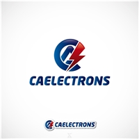 CAELECTRONS, Logo e Identidade, Computador & Internet