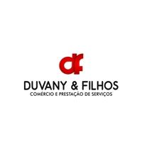 Logo Duvany e Filhos, Logo e Identidade, Beleza