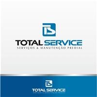 total service serviços & manutençao predial, Logo e Identidade, Segurança & Vigilância