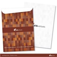 Afrik Ventures, Logo e Identidade, Consultoria de Negócios