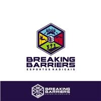 BREAKING BARRIERS, Logo e Identidade, Viagens & Lazer