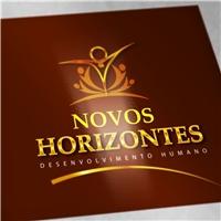 Novos Horizontes Desenvolvimento Humano, Logo e Identidade, Consultoria de Negócios