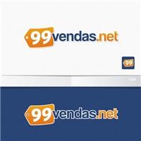 99vendas.net, Logo e Identidade, Computador & Internet