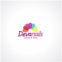 Diva Nails - Unha e Spa, Logo e Identidade, Beleza