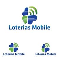 Loterias Mobile, Logo e Identidade, Computador & Internet