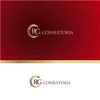 RG CONSULTORIA, Logo e Identidade, Consultoria de Negócios