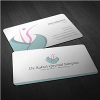 Dr. Rafael Quental Sampaio, Logo e Identidade, Saúde & Nutrição