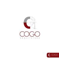 COGO ARQUITETURA, Logo e Identidade, Arquitetura