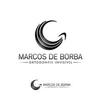 Marcos de Borba Ortodontia Invisível, Logo e Identidade, Saúde & Nutrição