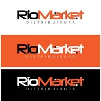 Riomarket, Logo e Identidade, Alimentos & Bebidas