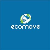 EcoMove, Logo e Identidade, Logística, Entrega & Armazenamento