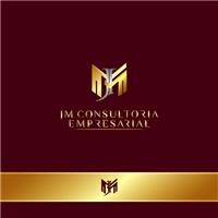 JM CONSULTORIA EMPRESARIAL, Logo e Identidade, Consultoria de Negócios