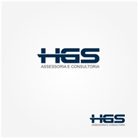 HGS ASSESSORIA E CONSULTORIA LTDA., Logo e Identidade, Consultoria de Negócios