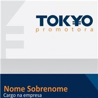 Tokio Promotora, Logo e Identidade, Contabilidade & Finanças