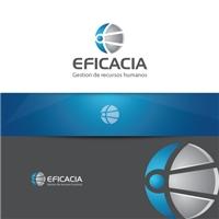 Eficacia - Gestion de recursos humanos, Logo e Identidade, Educação & Cursos
