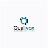 Logo qualivox, Logo e Identidade, Computador & Internet