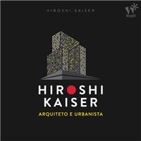 Hiroshi Kaiser - Arquiteto e Urbanista, Logo e Identidade, Arquitetura