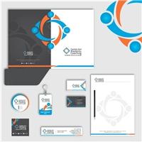 Papelaria Centro Sul Brasileiro de Coaching, Logo e Identidade, Educação & Cursos