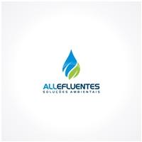 All Efluentes Soluçoes Ambientais, Logo e Identidade, Tecnologia & Ciencias