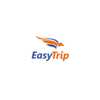 Easy Trip, Logo e Identidade, Viagens & Lazer