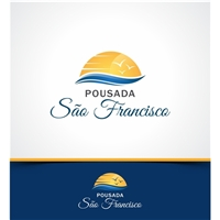 Pousada Sao Francisco, Logo e Identidade, Viagens & Lazer