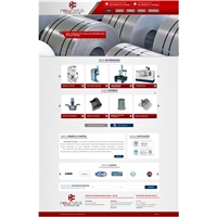 NEW METAL STAMPING, Web e Digital, Metal & Energia