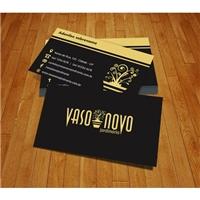 VASO NOVO Jardinaria, Logo e Identidade, Paisagismo & Piscina