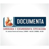 Documenta Cardiologia - Ecocardiografia Especializada, Logo e Identidade, Saúde & Nutrição