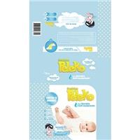 FRALDAS PELEKO, Embalagens de produtos, Saúde & Nutrição