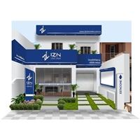 IZN Imobiliaria Zona Norte, Peças Gráficas e Publicidade, Imóveis