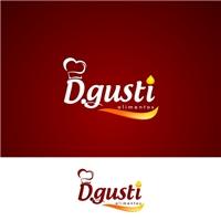 D. Gusti Alimentos, Logo e Identidade, Alimentos & Bebidas