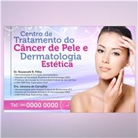 Clínica de Dermatologia, Laser e Cirurgia, Peças Gráficas e Publicidade, Consultoria de Negócios